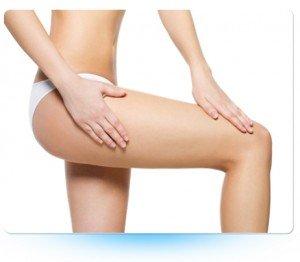 Composición corporal contra la celulitis